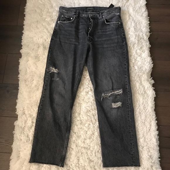 Zara Denim - Zara mom jeans